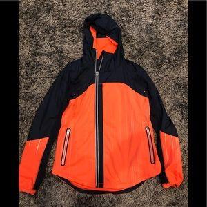 LULULEMON windbreaker raincoat yoga jacket sz12